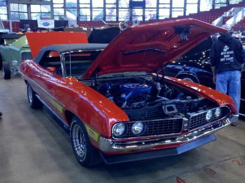 26th Annual Carolina Collector Auto Fest 11-16-2013