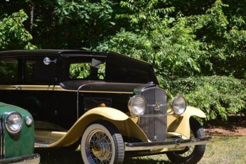 25th Annual Piedmont Classic Chevy Club Car Show