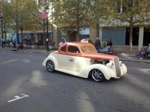 Veteran Day Parade Raleigh 11-08-2013